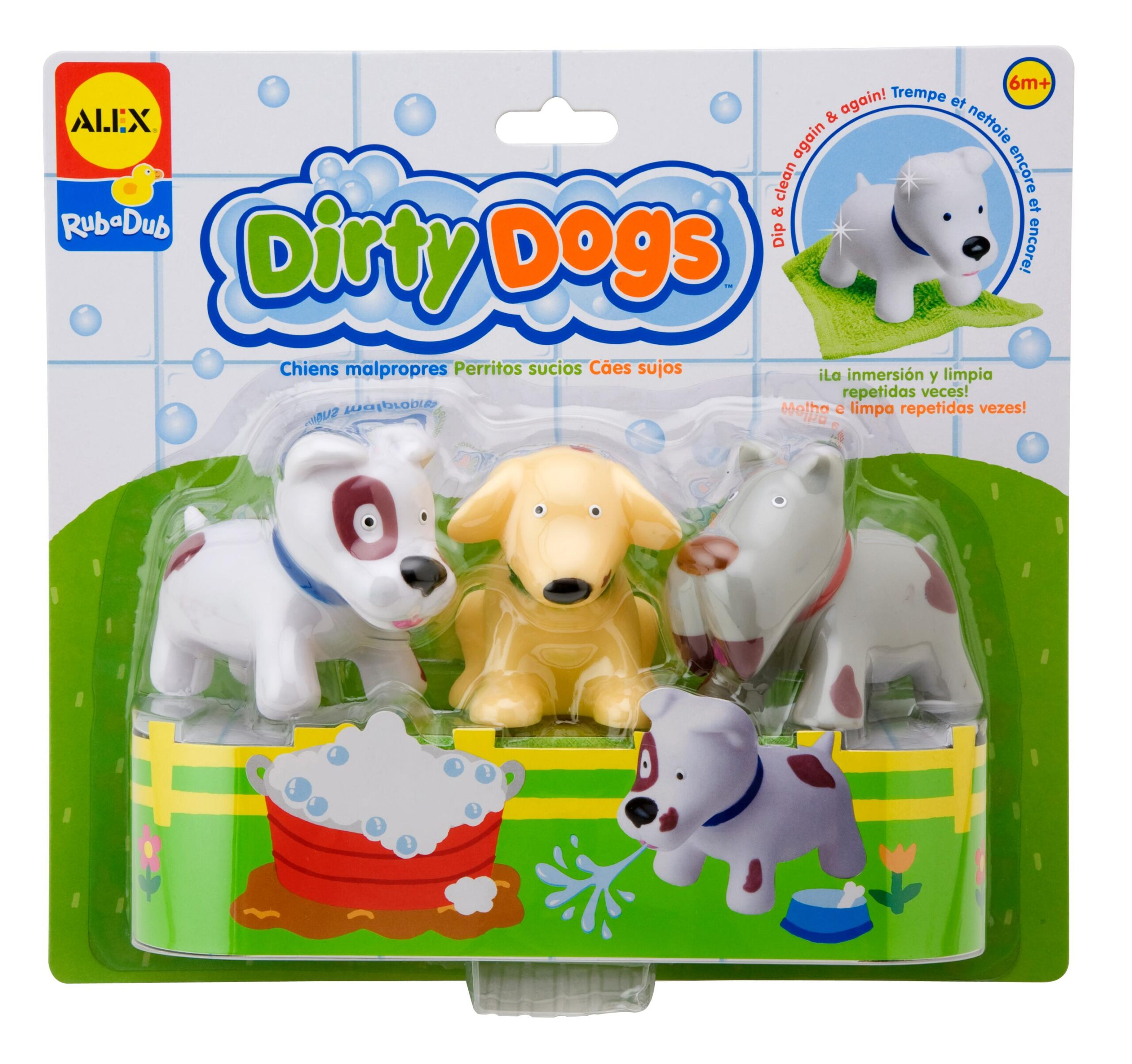 Dirty Dogs A2z Science Learning
