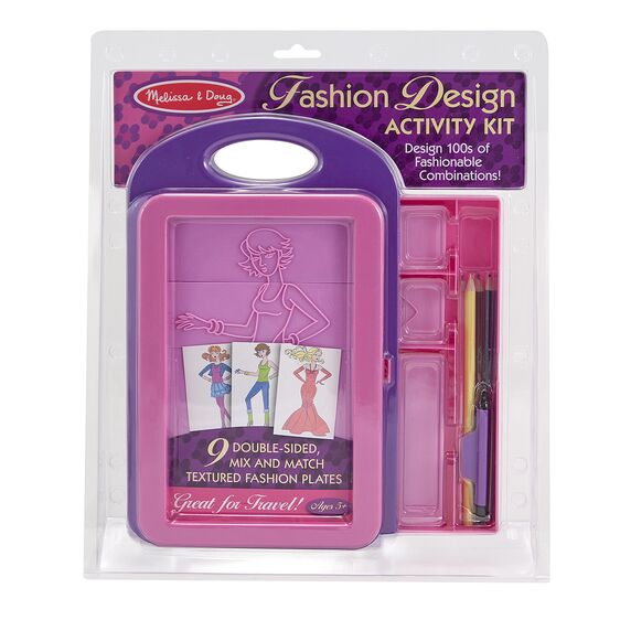 Fashion Design Activity Kit A2z Science Learning Store
