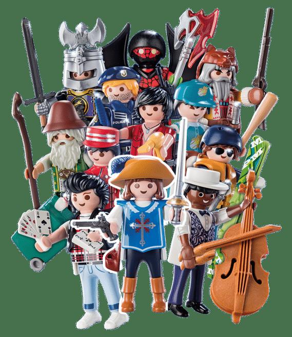 Playmobil Mystery Figures Boys Series 16 Bell Boy